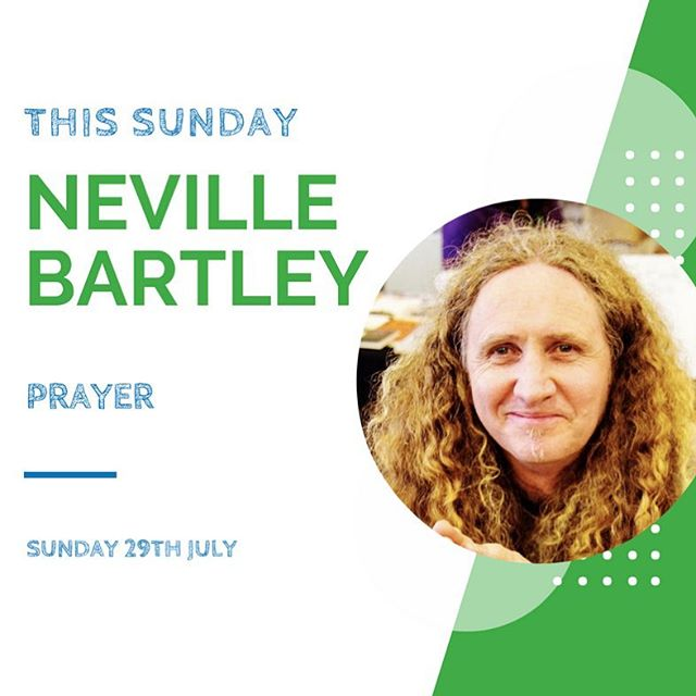 """Hi church family! This Sunday we have Neville Bartley coming in to speak to us about Prayer.  Neville has been involved in youth ministry for nearly 30 years and for much of that time, he has been a Youth Pastor based in Baptist churches. He has over that time had the privilege of working alongside and training youth workers in the UK as well as PNG and New Zealand. """"I am passionate about training, supporting and equipping both leaders and young people to be all they can be in Christ. I am passionate about seeing young people take their faith into their daily lives and be Jesus to a hurting world."""" - Neville Bartley  All are welcome, see you soon."""