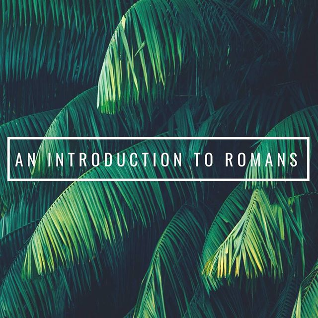 """Hello church family! We are beginning a new series on the book of Romans, and to kick us off, we have Pieter Snyman speaking on """"An Introduction to Romans"""" this Sunday.  Just a reminder that our services start at 10am but if you wish to join us for prayer beforehand, you'll find us out the back at 9:30am.  Blessings!"""