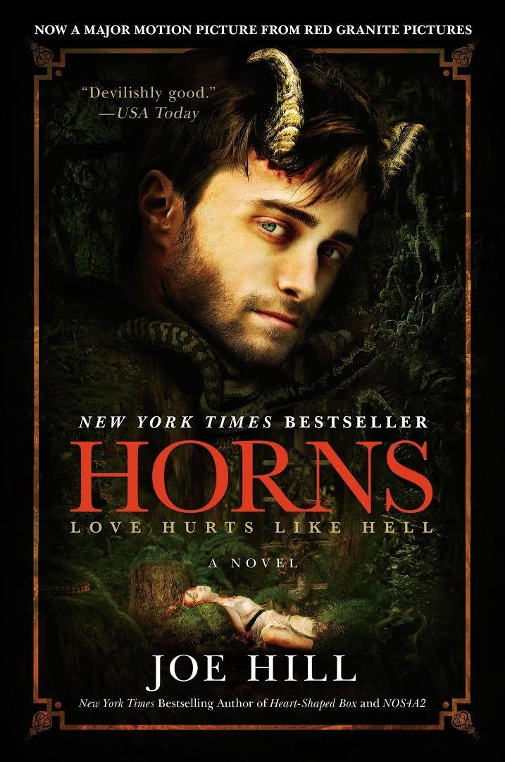 You've got horns, Harry!