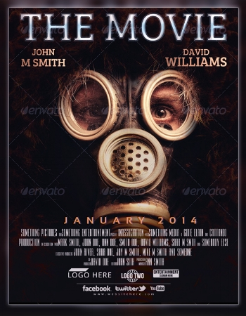 Gas Mask: The Movie!