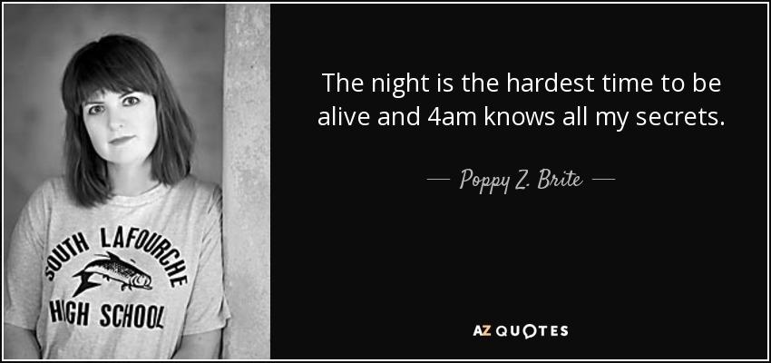 Poppy Z. Brite Quotation.jpg