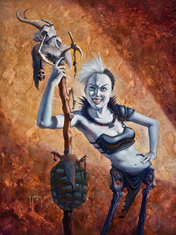 Copyright © 2011 Sam Flegal Fantasy Art. All Rights Reserved