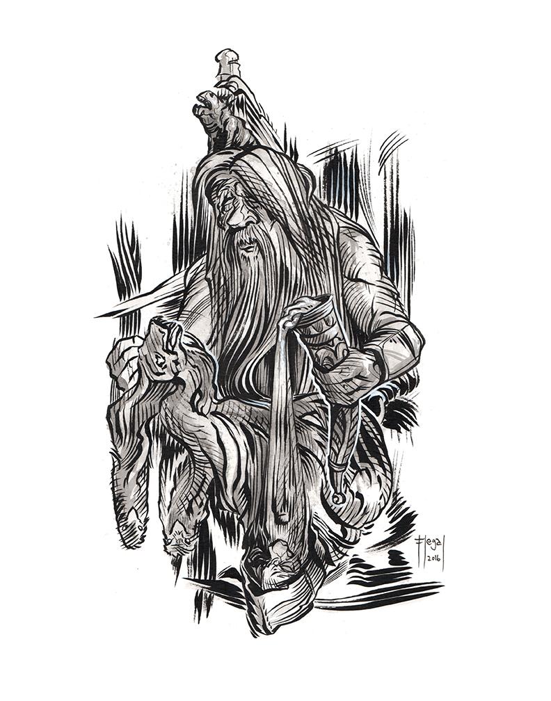 Havamal_Norse_Mythology_Book_verse_104