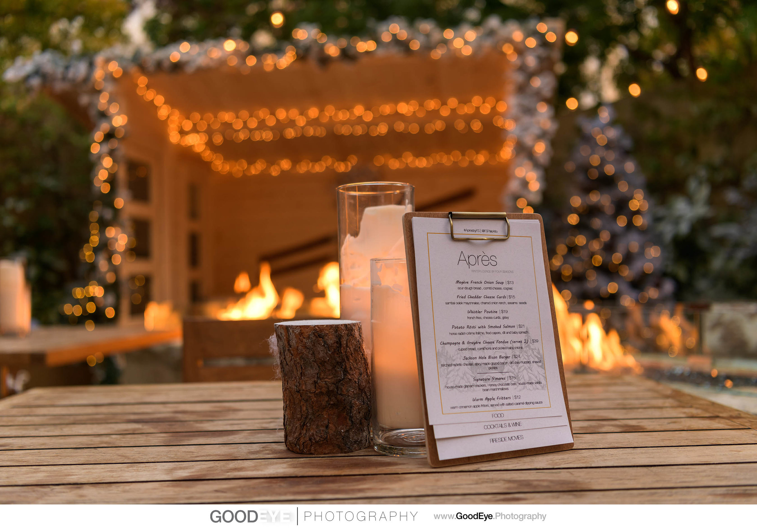 Four Seasons Hotel Corporate Photography - Food - Event - People