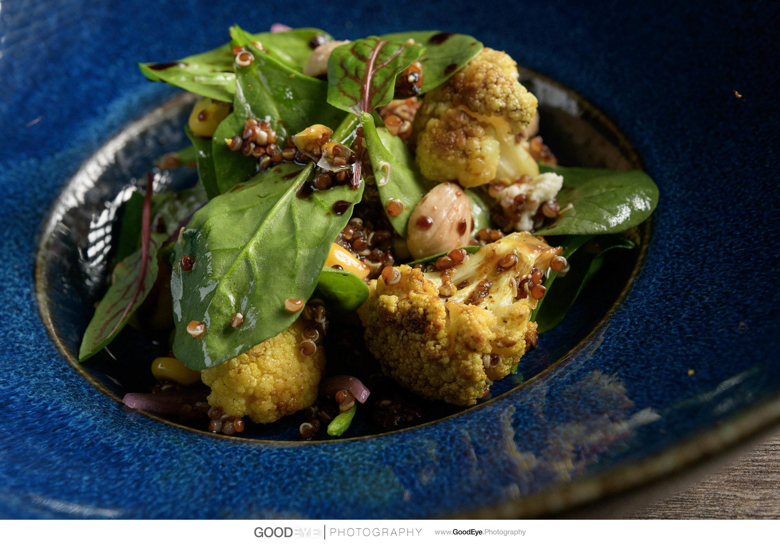 Quattro Four Seasons Palo Alto Food and Portrait Photography - b