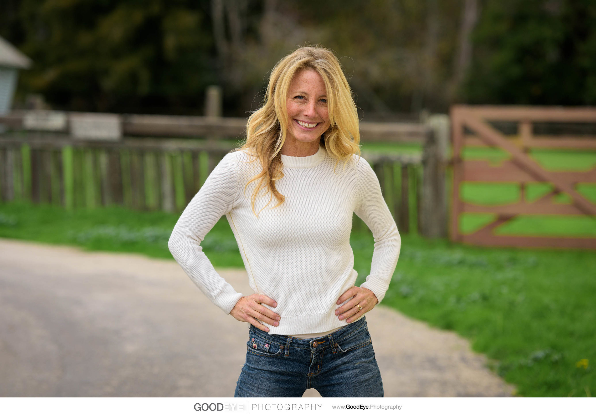 Wilder Ranch Santa Cruz Lifestye business portraits - by Bay Are