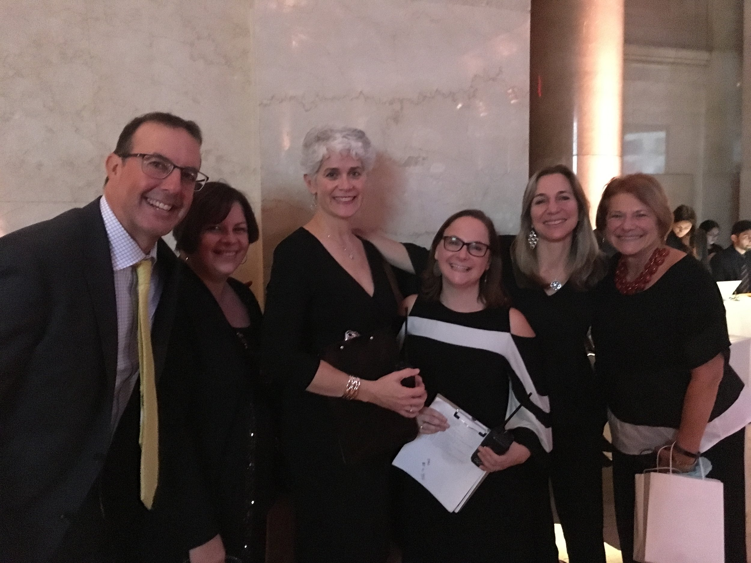 Jeff and some of our team at the Worldwide Orphans Gala