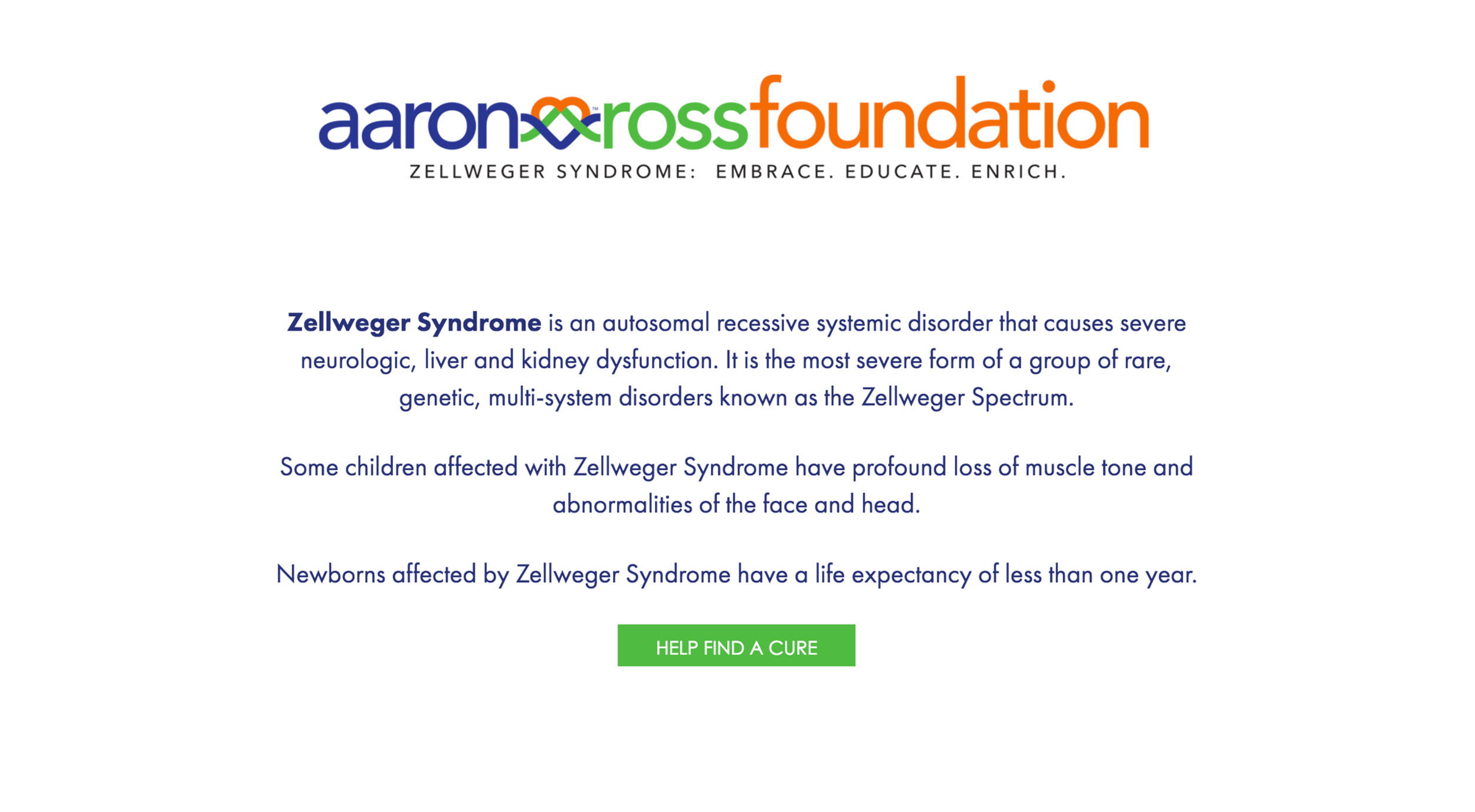 Aaron Ross Foundation