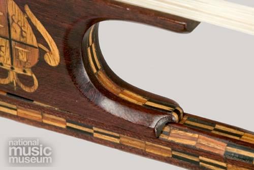 A bow by Stradivari?