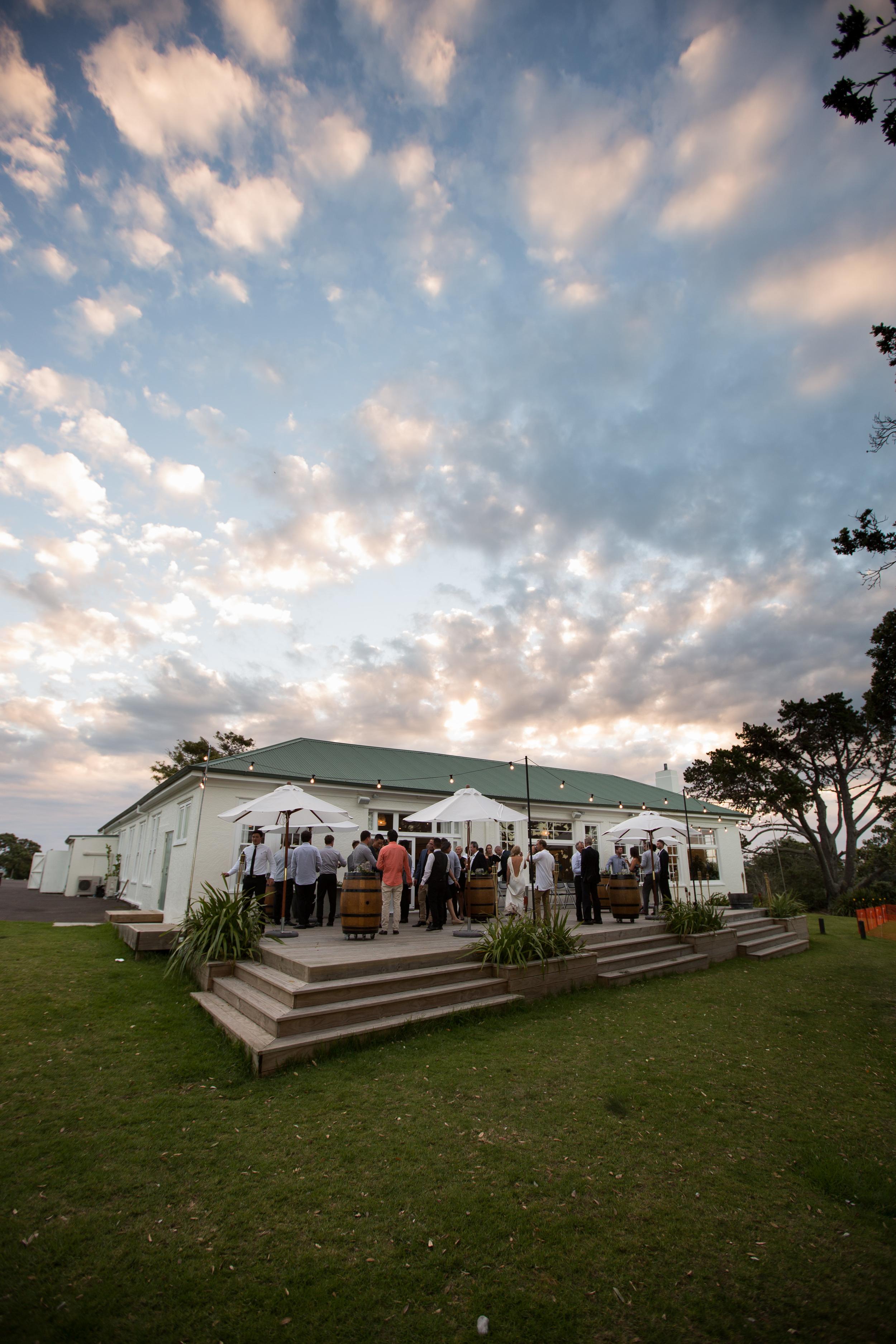 wedding venue north shore