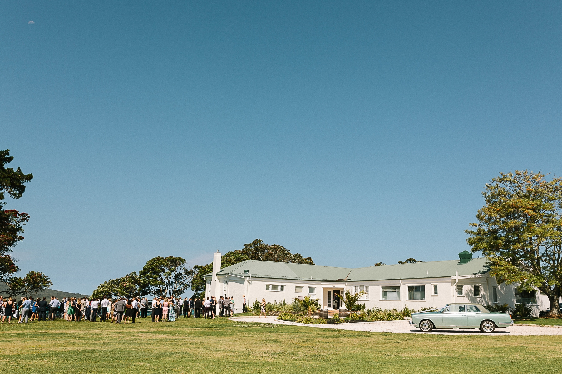 private function venues auckland
