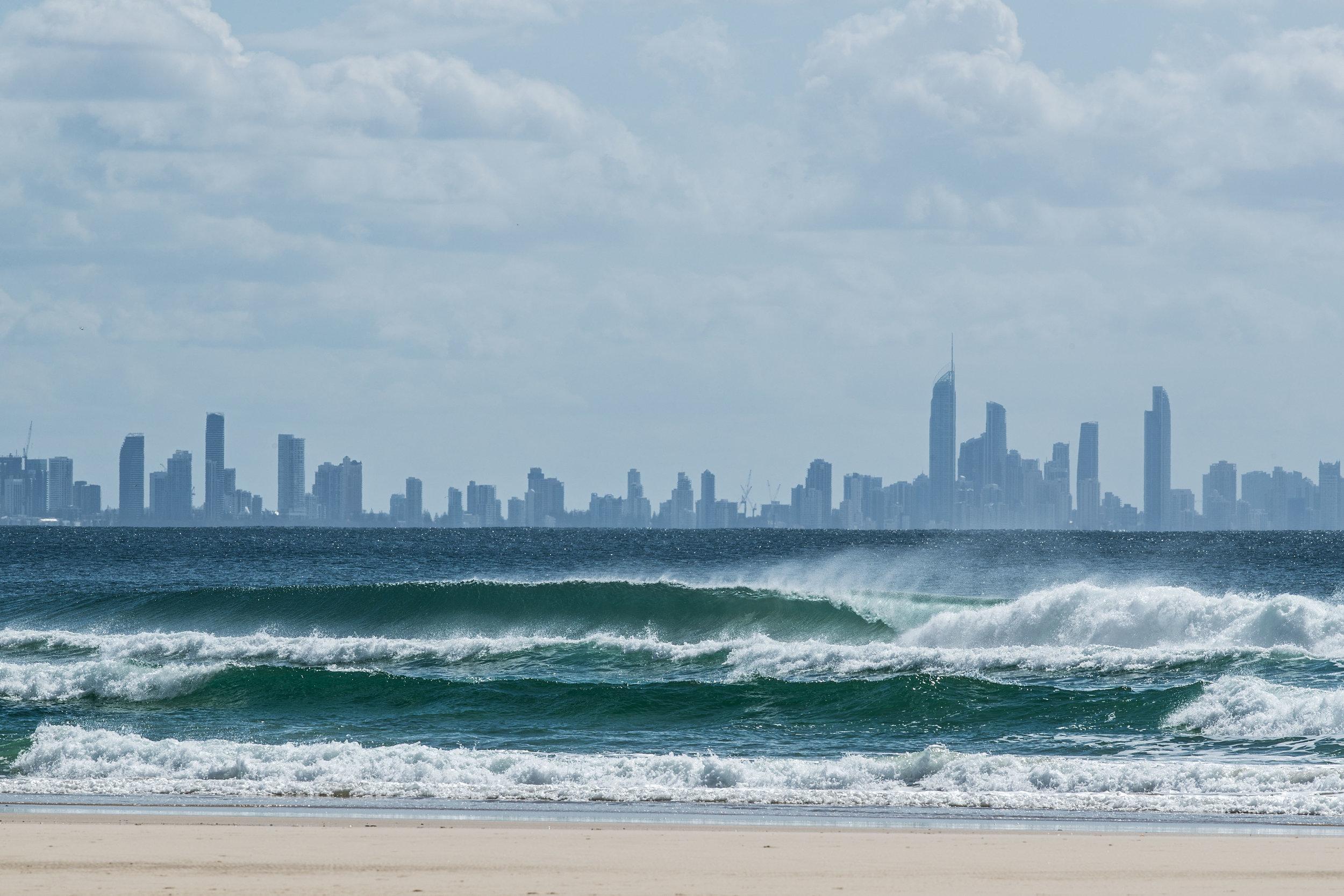 Kirra to Surfers Paradise