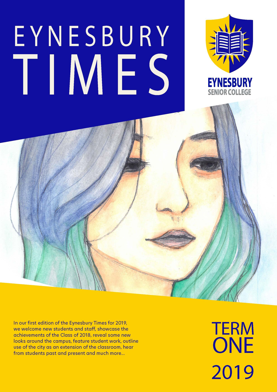 Eynesbury Times Term 1 2019