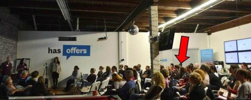 Meet, Plan, Go in Seattle: October 16, 2012. Guess where we are!