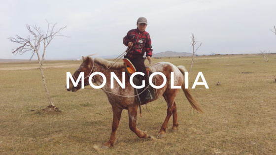 Photo Gallery: 30 days in Mongolia