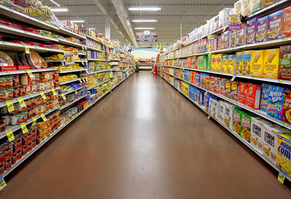 american grocery store