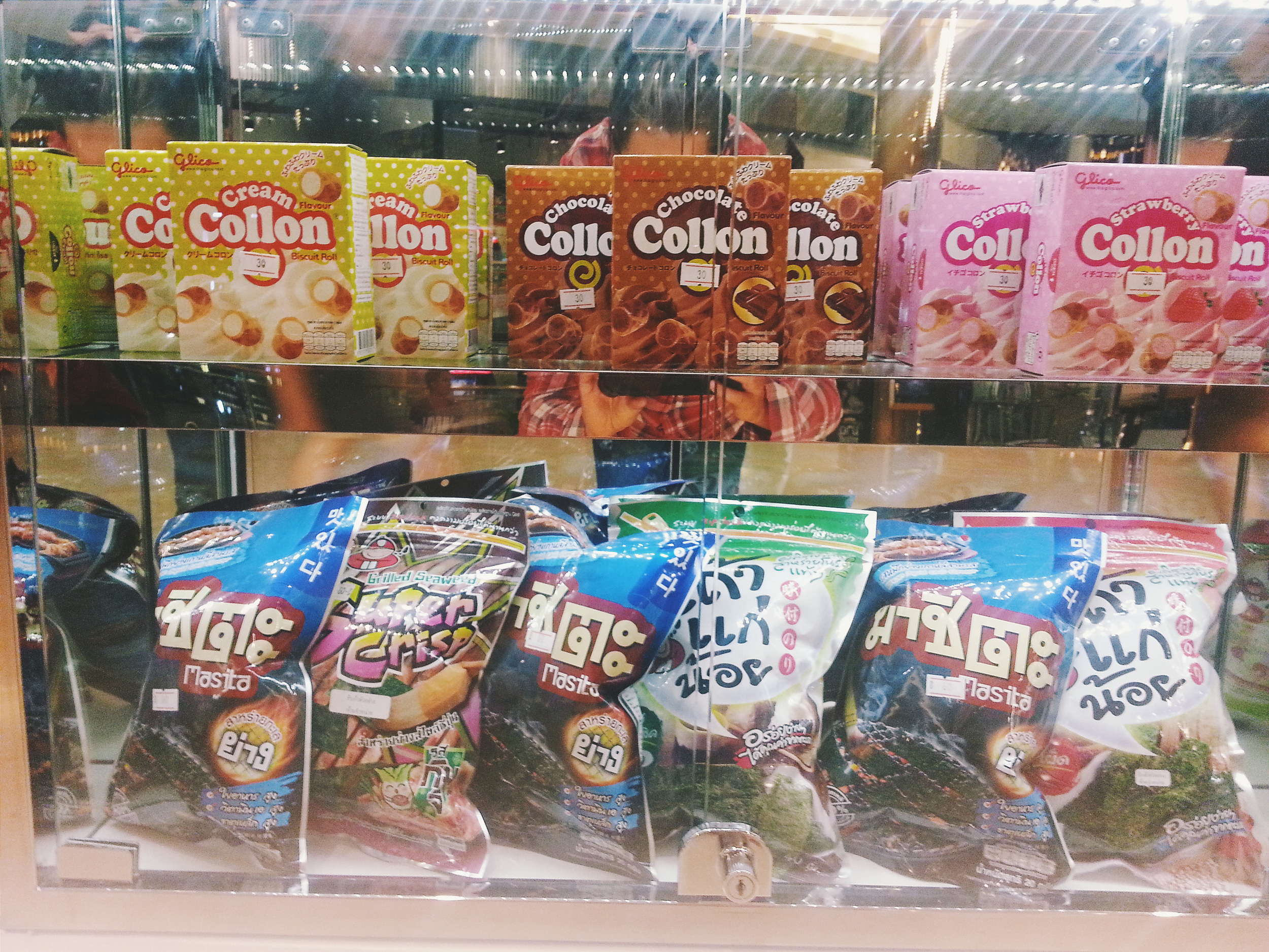 thailand movie snacks