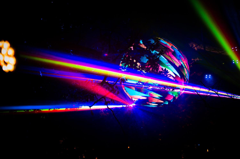 LED Video Sphere