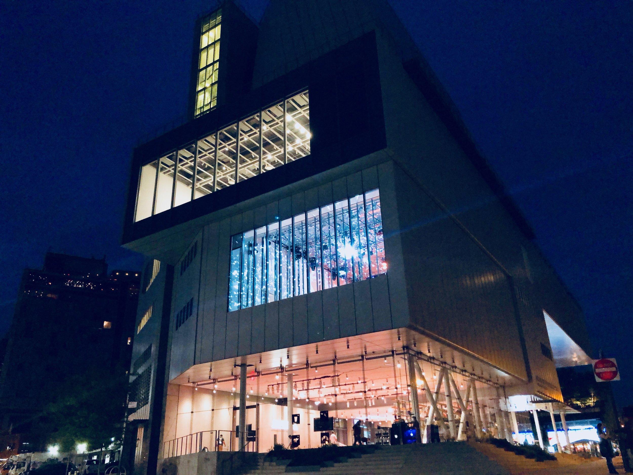 Whitney Museum Gala