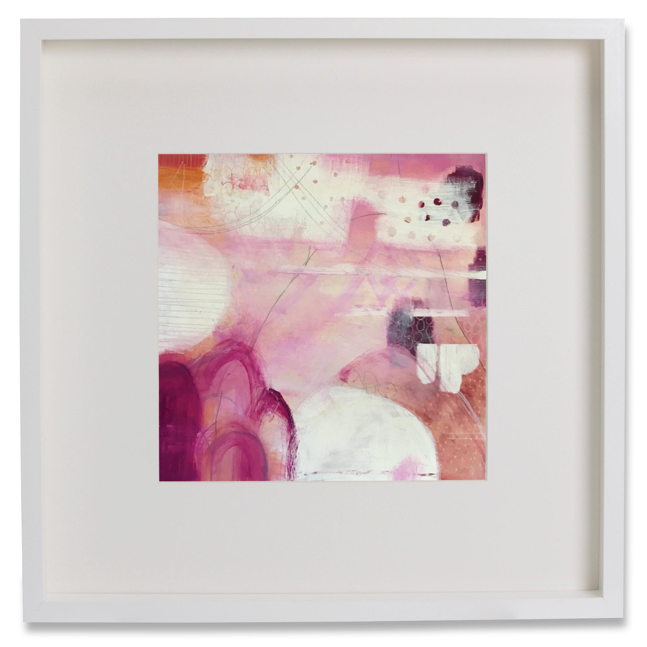 30cm x 30cm Acrylic paint on board   $90 UNFRAMED  plus postage