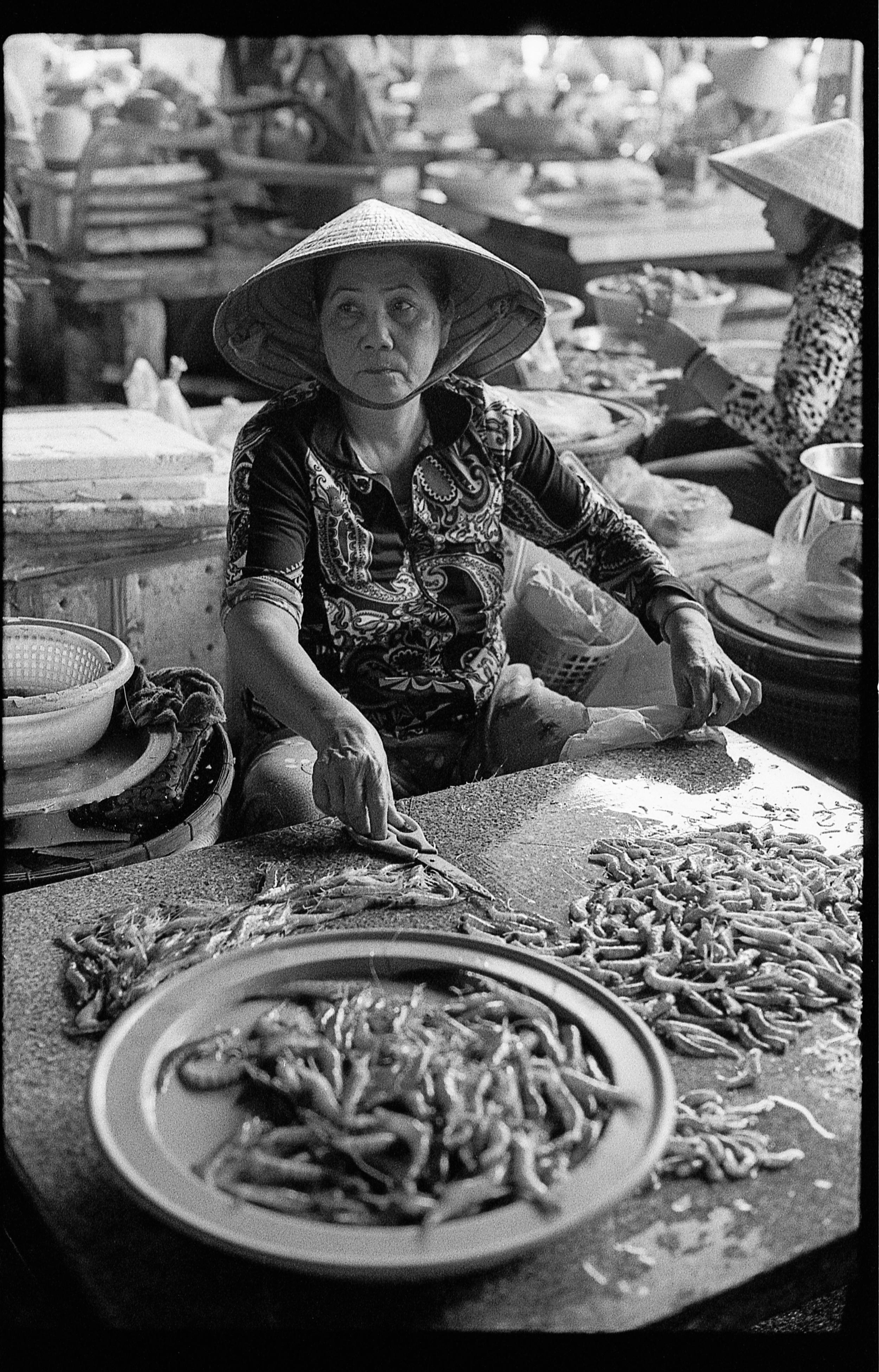 Hoi An market