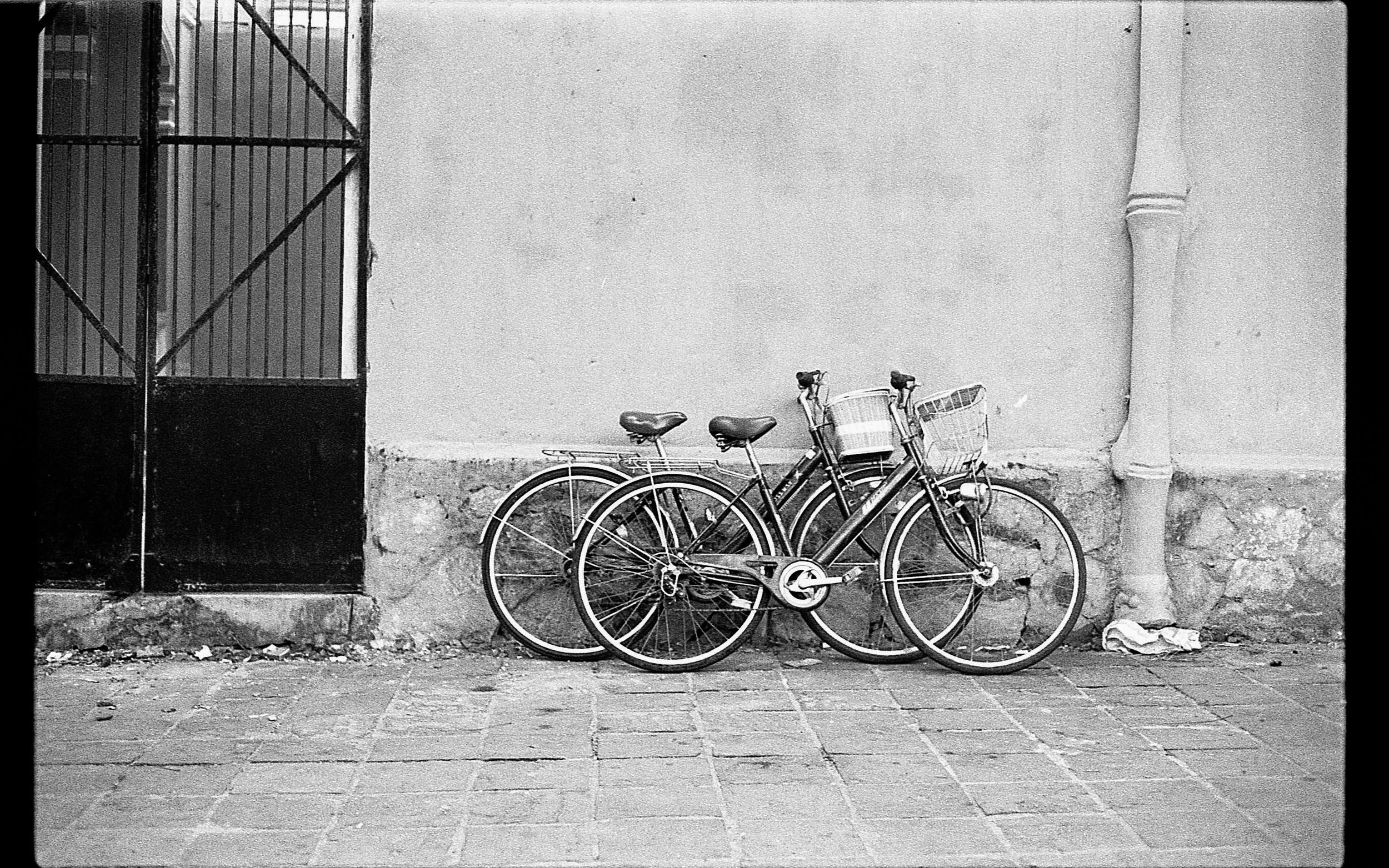 School bikes