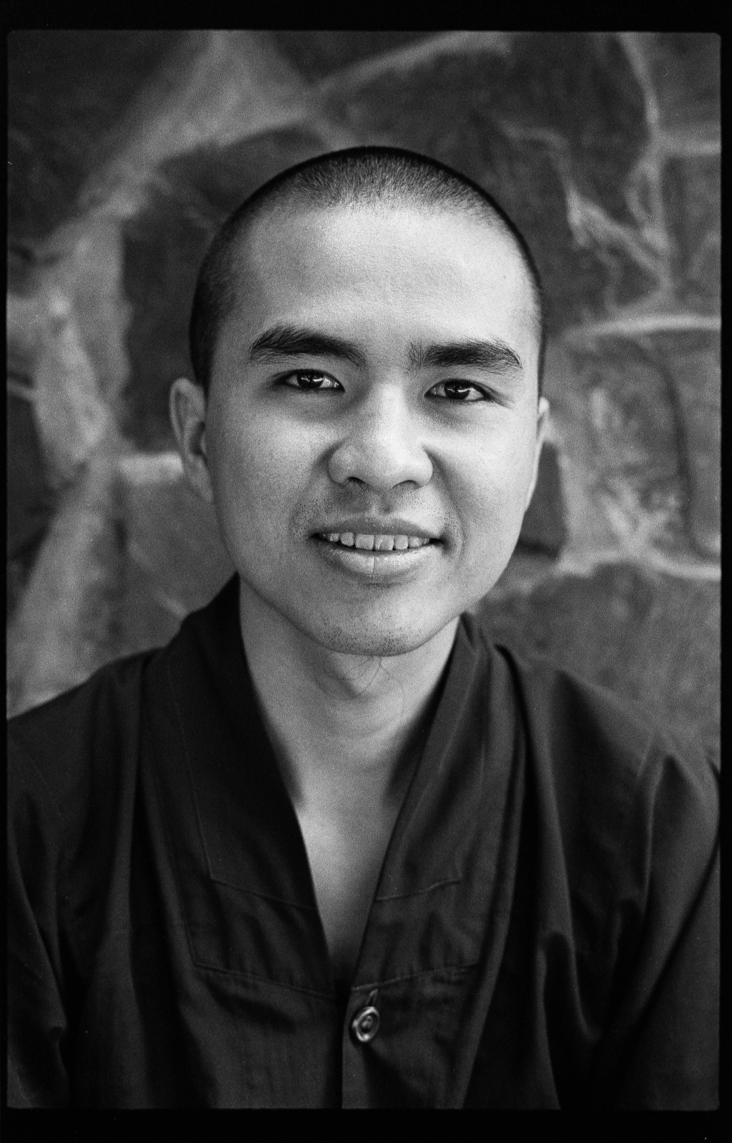 Mekong Delta Monk