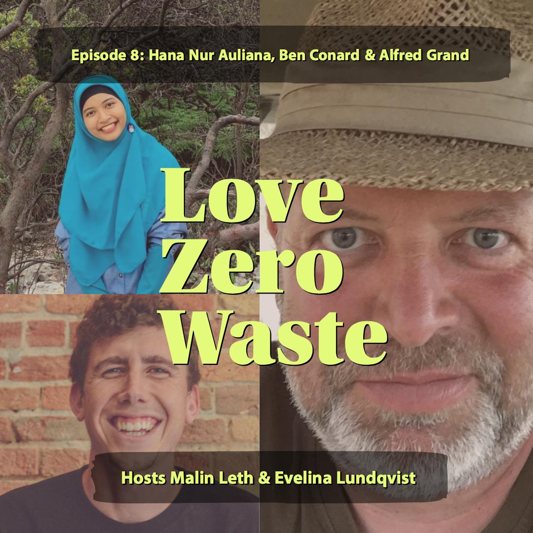 Love Zero Waste Podcast - Compost