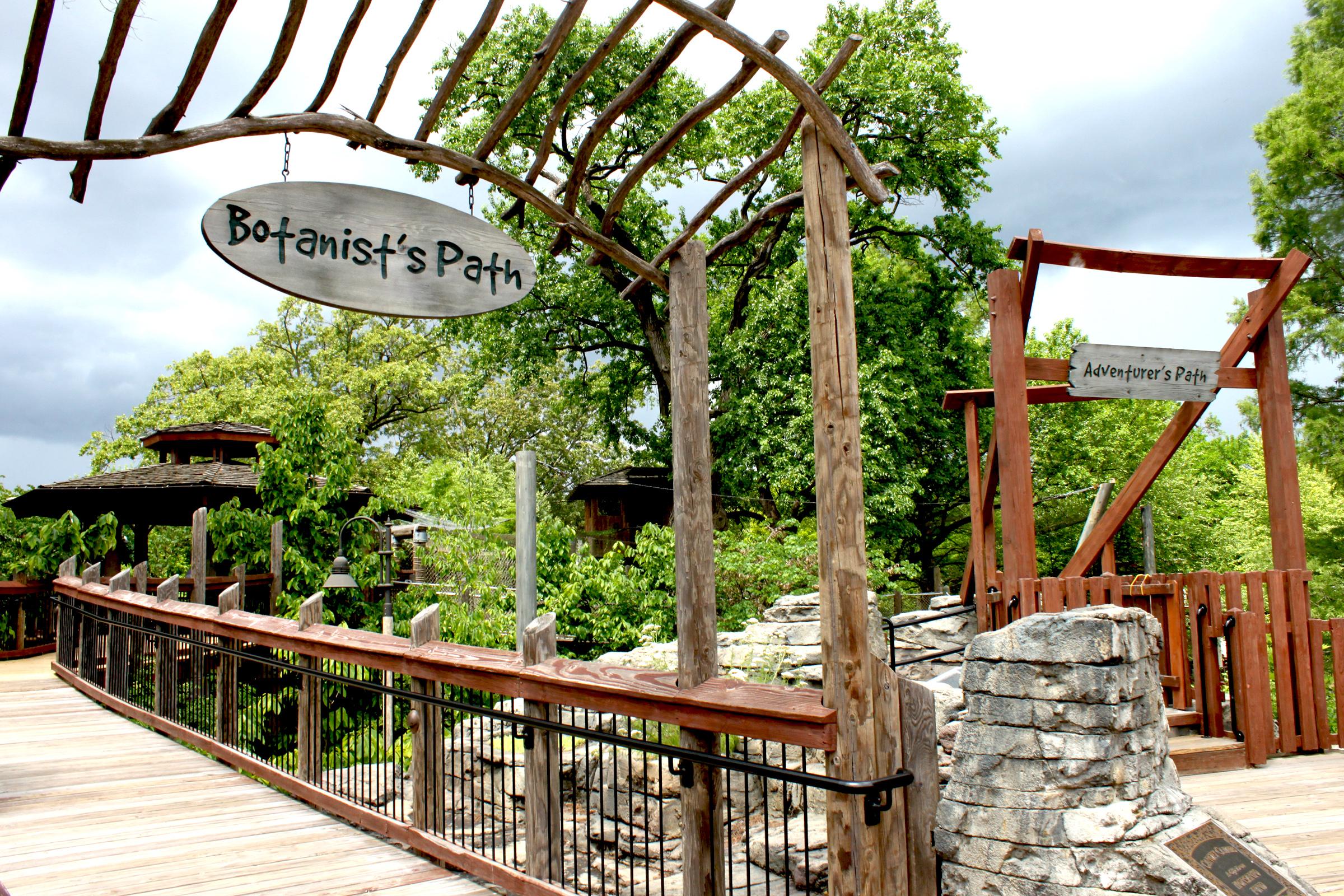 Children's Garden, Missouri Botanical Garden