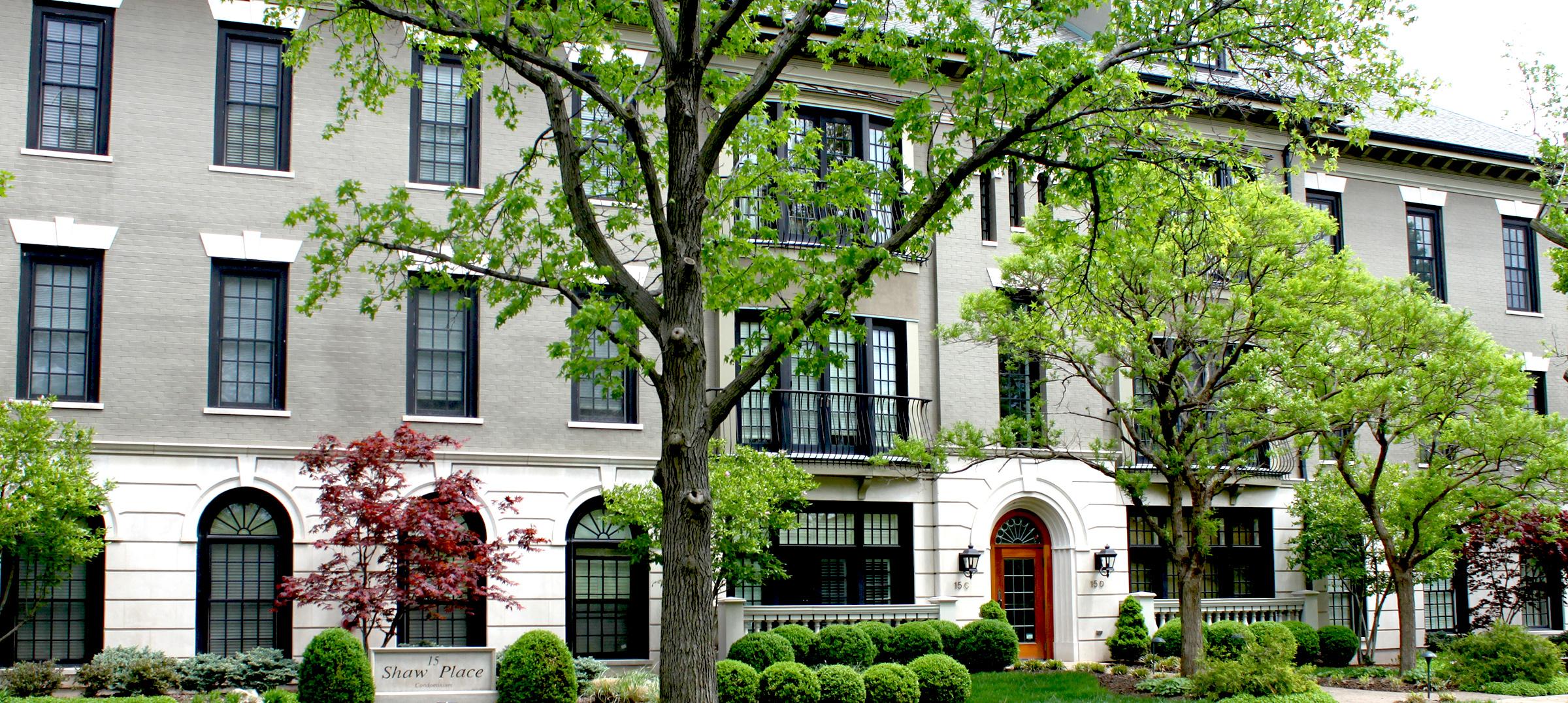 Shaw Place Condominiums - Clayton, MO