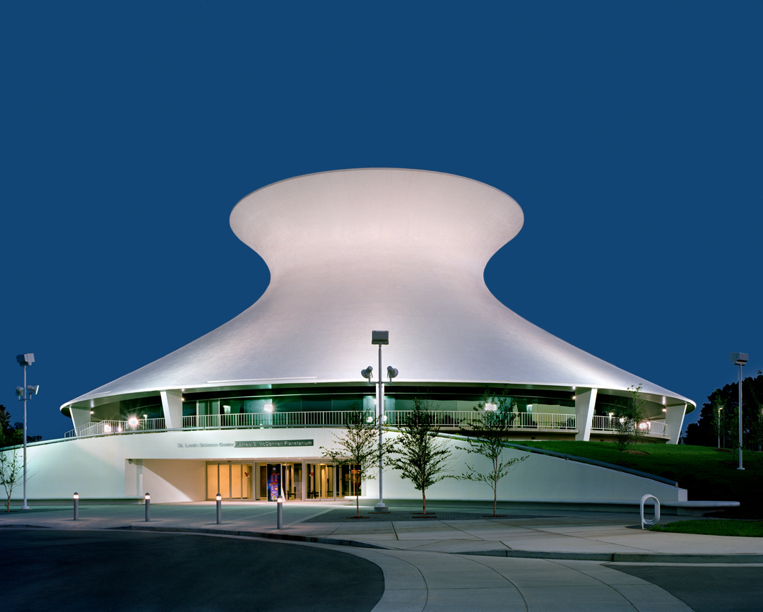 Planetarium, Science Center