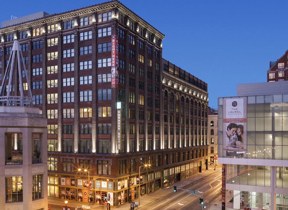 The Laurel Hotel