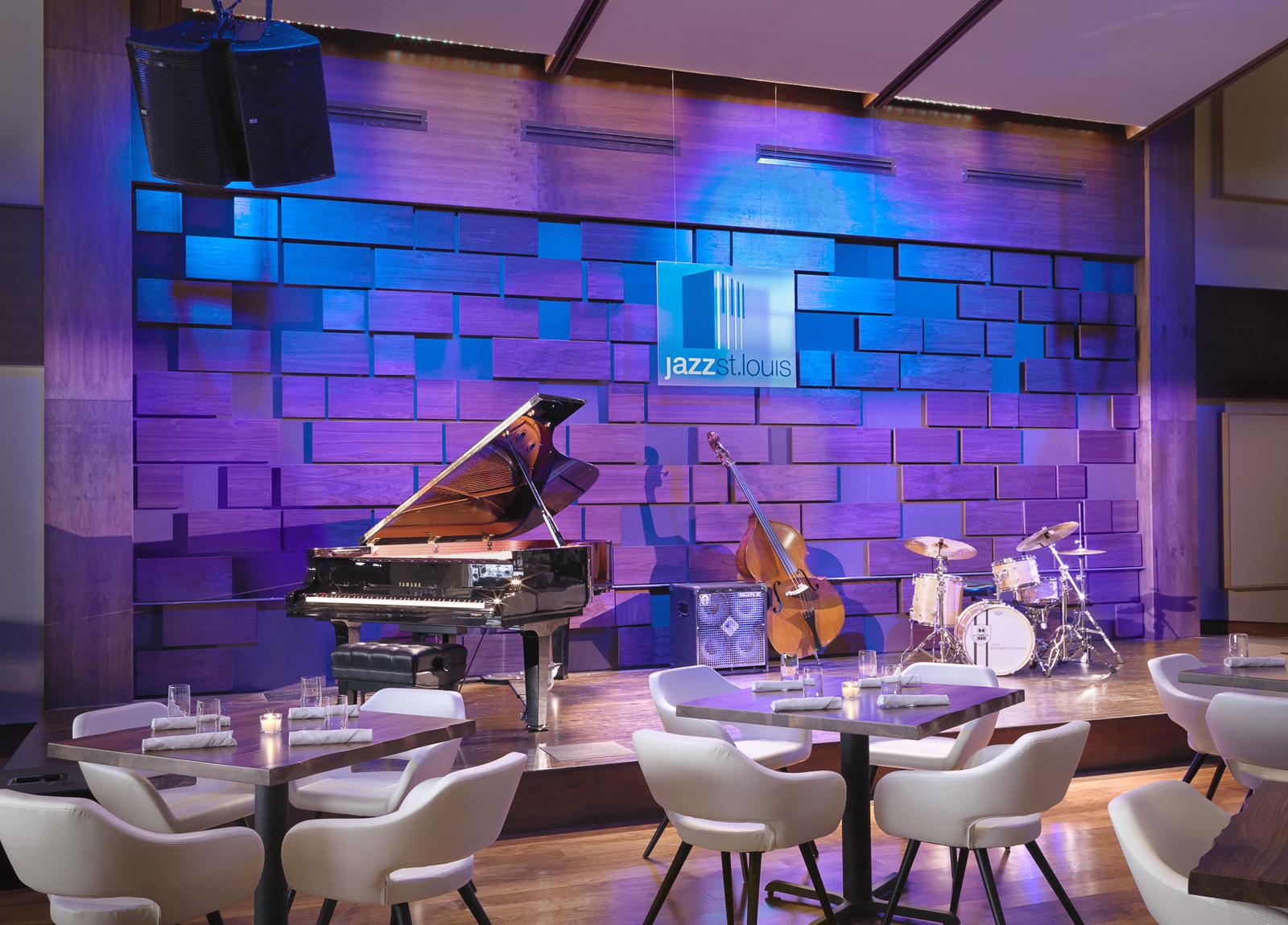 Jazz St. Louis - Center for Jazz
