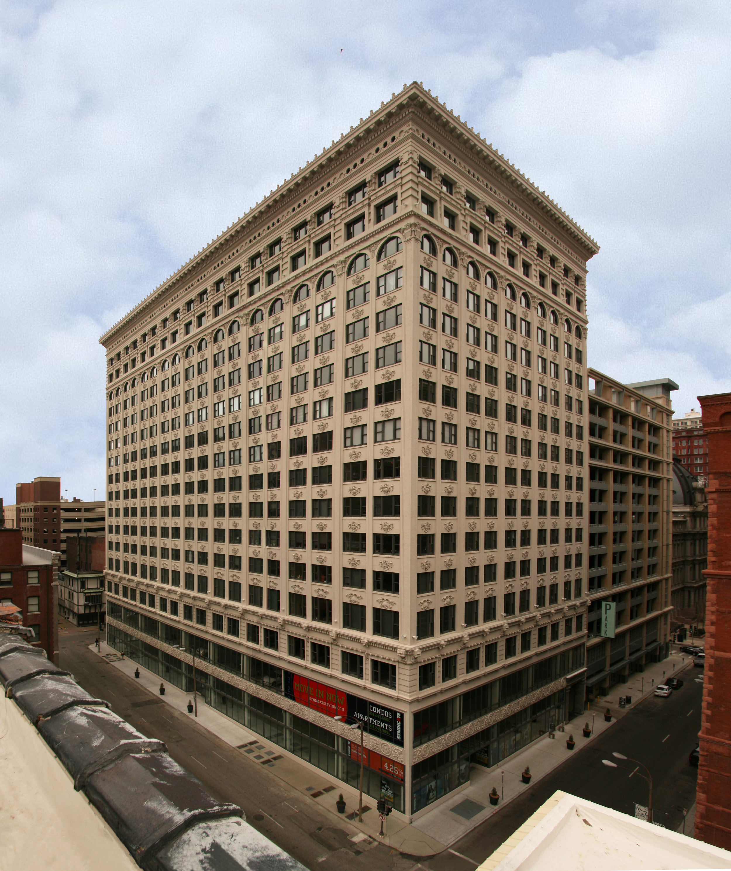 The Syndicate Building