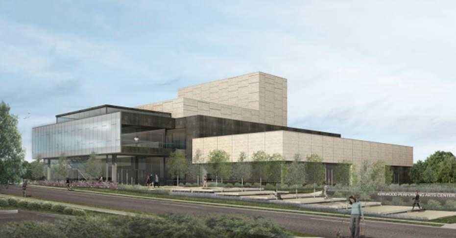 Kirkwood Performing Arts Center - Rendering