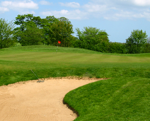 Golf course just 10 minutes from hull