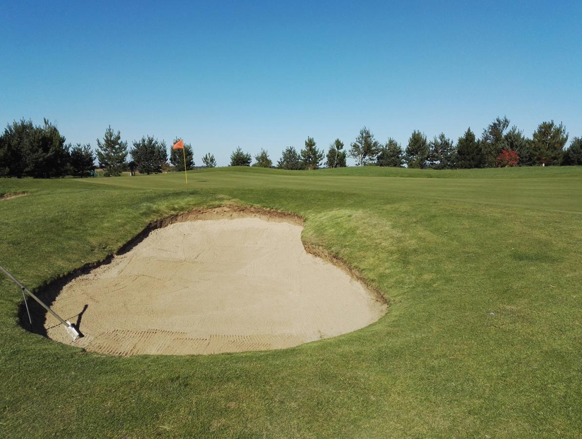 Greenside Hole 16