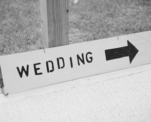 Weddings at Cafe nineteen