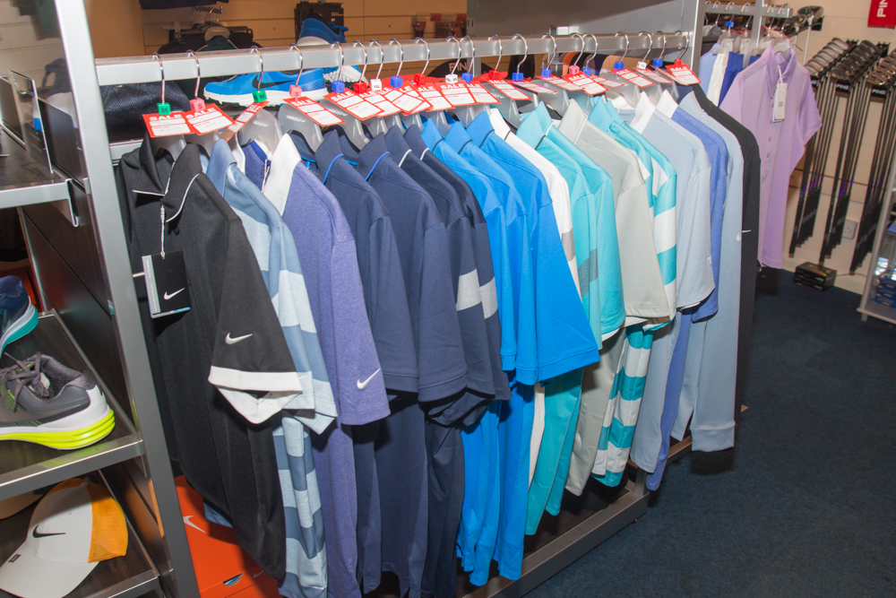 Pro Shop Sale 25% OFF Menswear