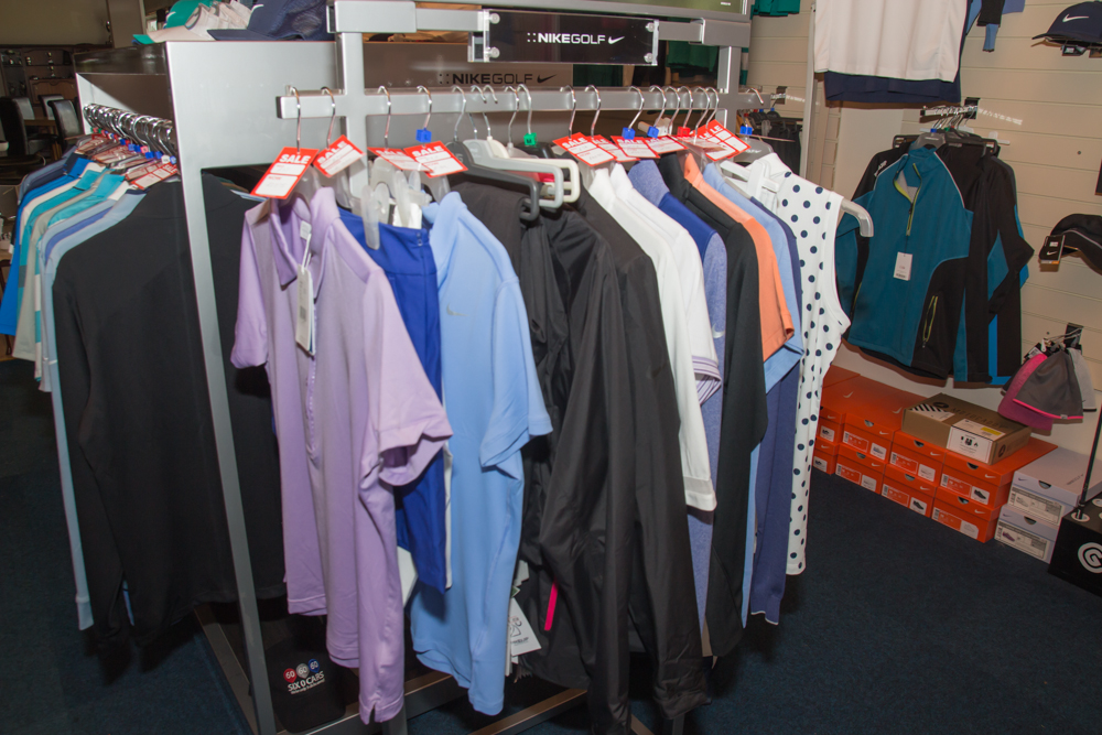 Pro Shop Sale 25% OFF Ladieswear