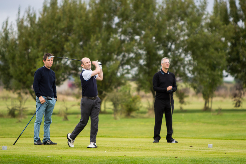 Smailes Goldie Golf Day for Hull Samaritans