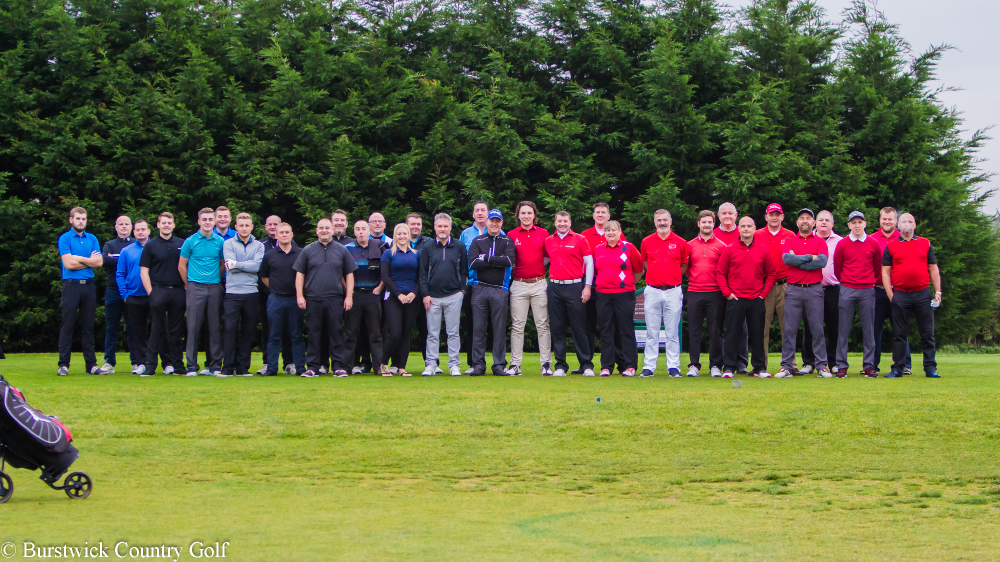 The Audio Room Golf Day