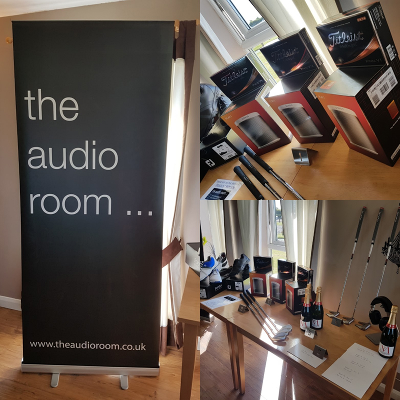 The Audio Room Pro-Am