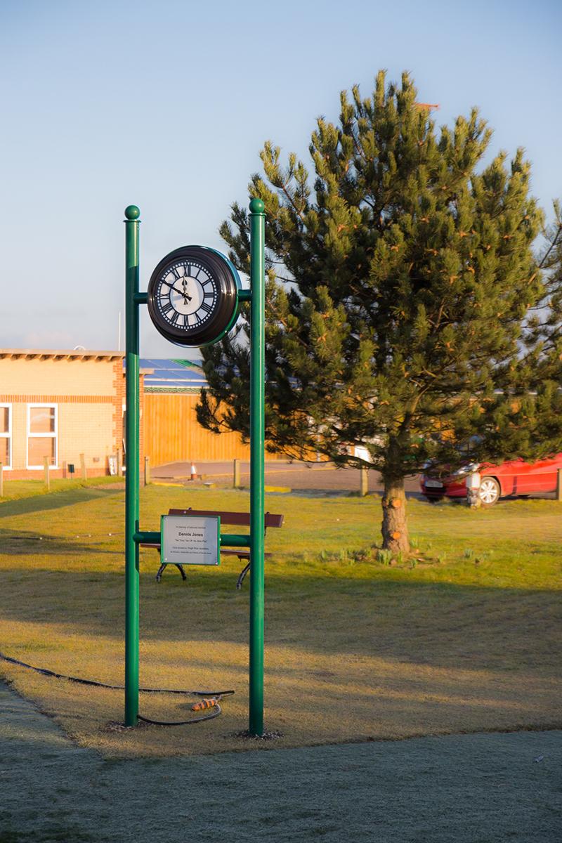 Dennis Jones Clock