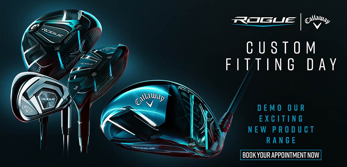 Callaway Custom Fitting Evening.
