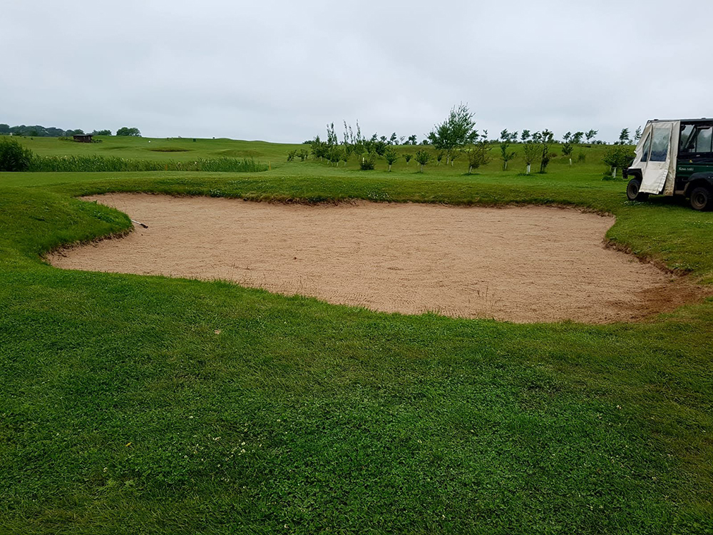 Bunker Renovation Work