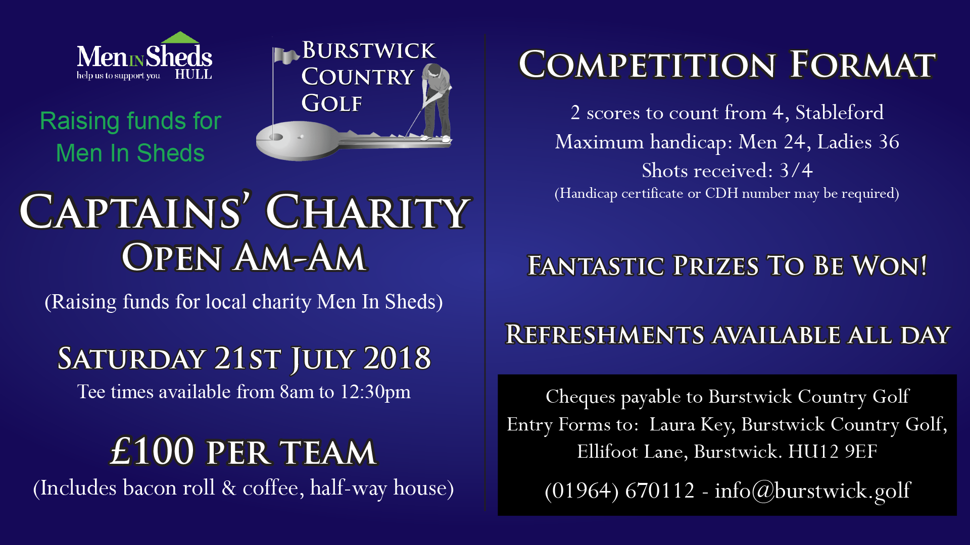 Charity Open Am-Am