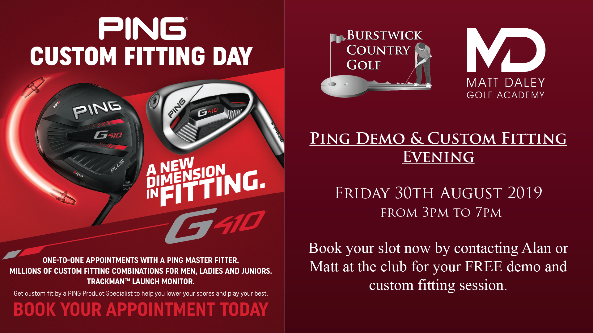 Ping Demo Evening