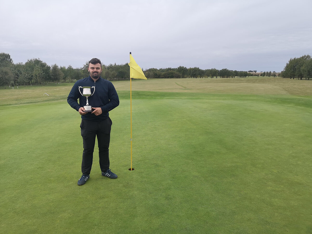 Rob Draper Club Championship 2019 Winner