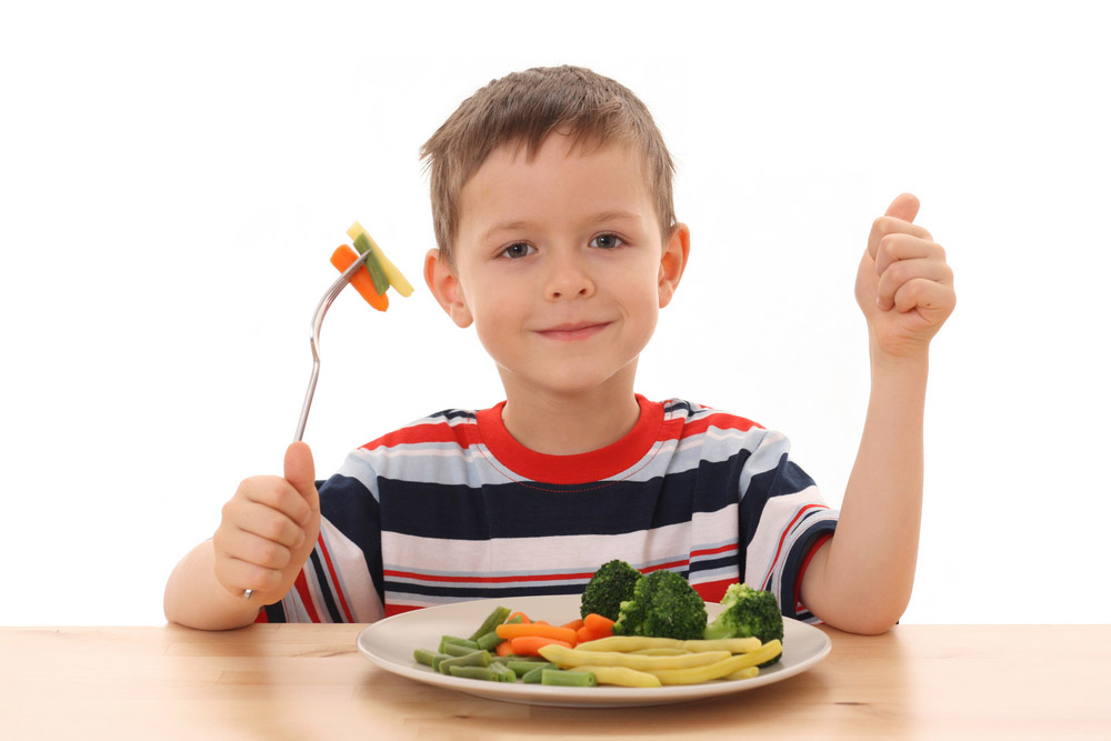 Childrens Menu - Served all day